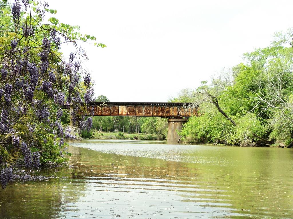 Swing Railroad Bridge over Chocolate Bay by Patrick Feller, on Flickr