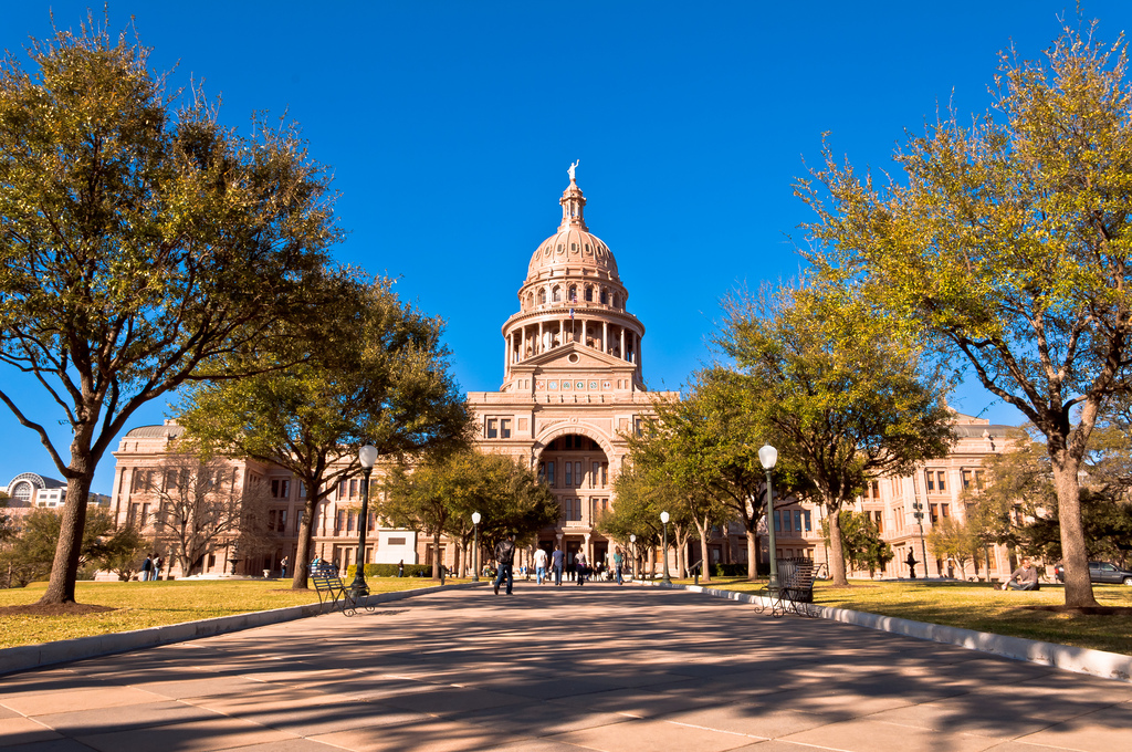 capitol of texas by Dave_B_, on Flickr