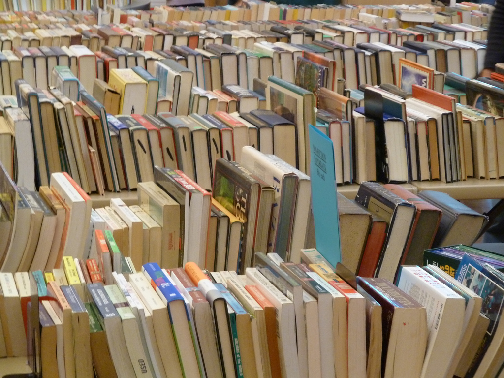P1040543Friends of the Library Book Sale by San José Public Library, on Flickr