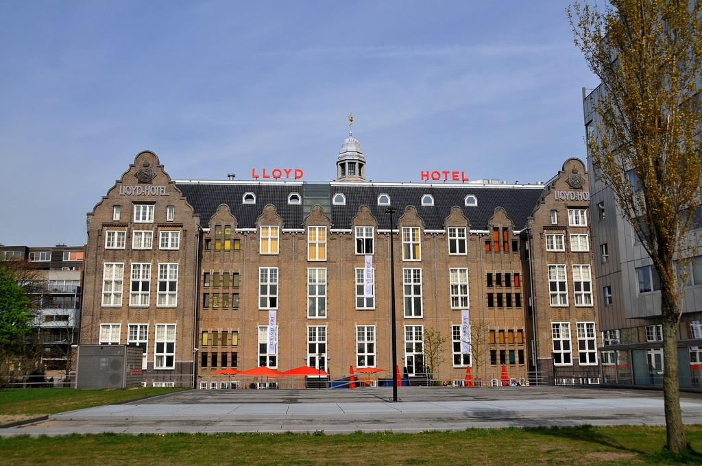 Lloyd Hotel Oostelijke Handelskade Amste by FaceMePLS, on Flickr