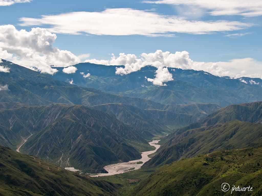 Cañón del Chicamocha - Aratoca (Santan by jhduarte, on Flickr