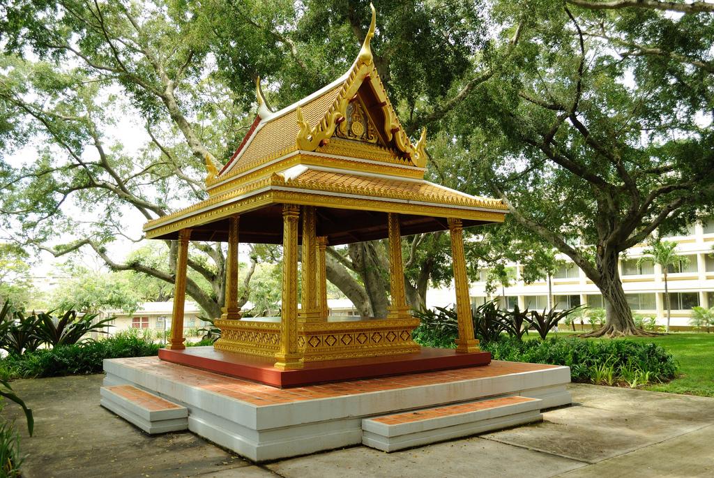 Thai Pavilion @ UH Manoa by jdnx, on Flickr