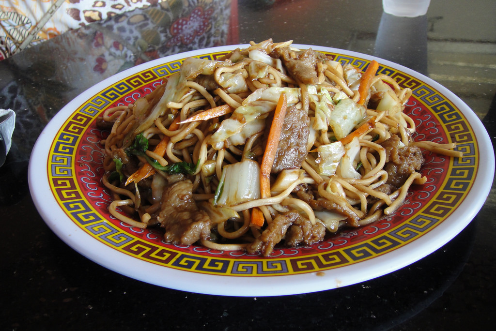 Chinese Restaurant in Jamaica - Beef cho by Calgary Reviews, on Flickr