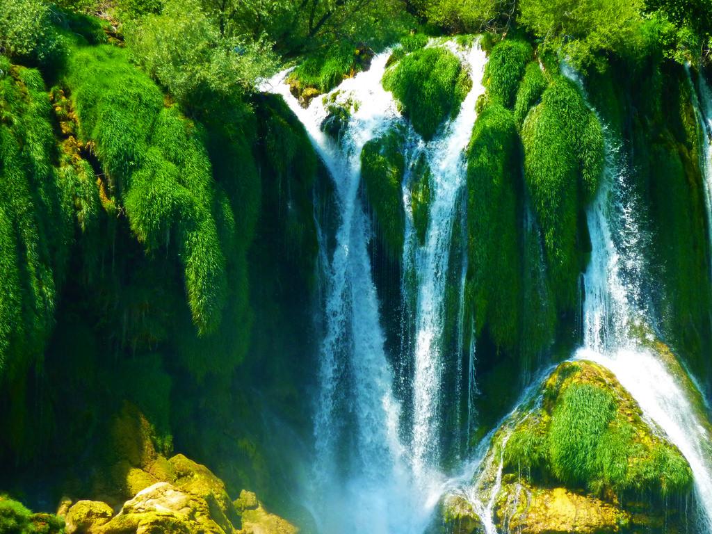 waterfall by Sean MacEntee, on Flickr