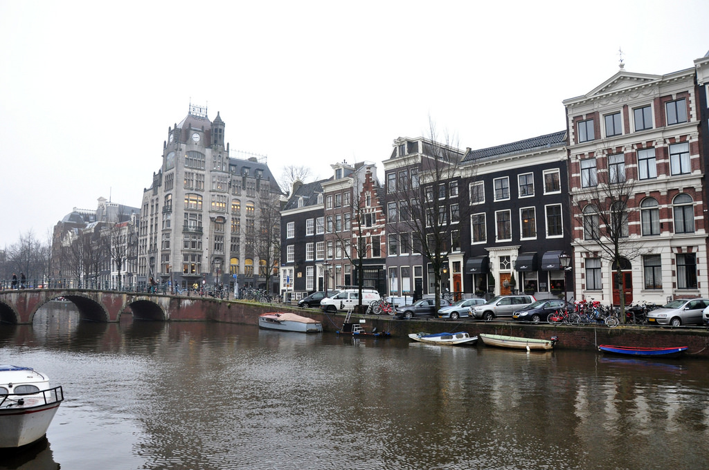 Canals of Amsterdam by Jorge Lascar, on Flickr