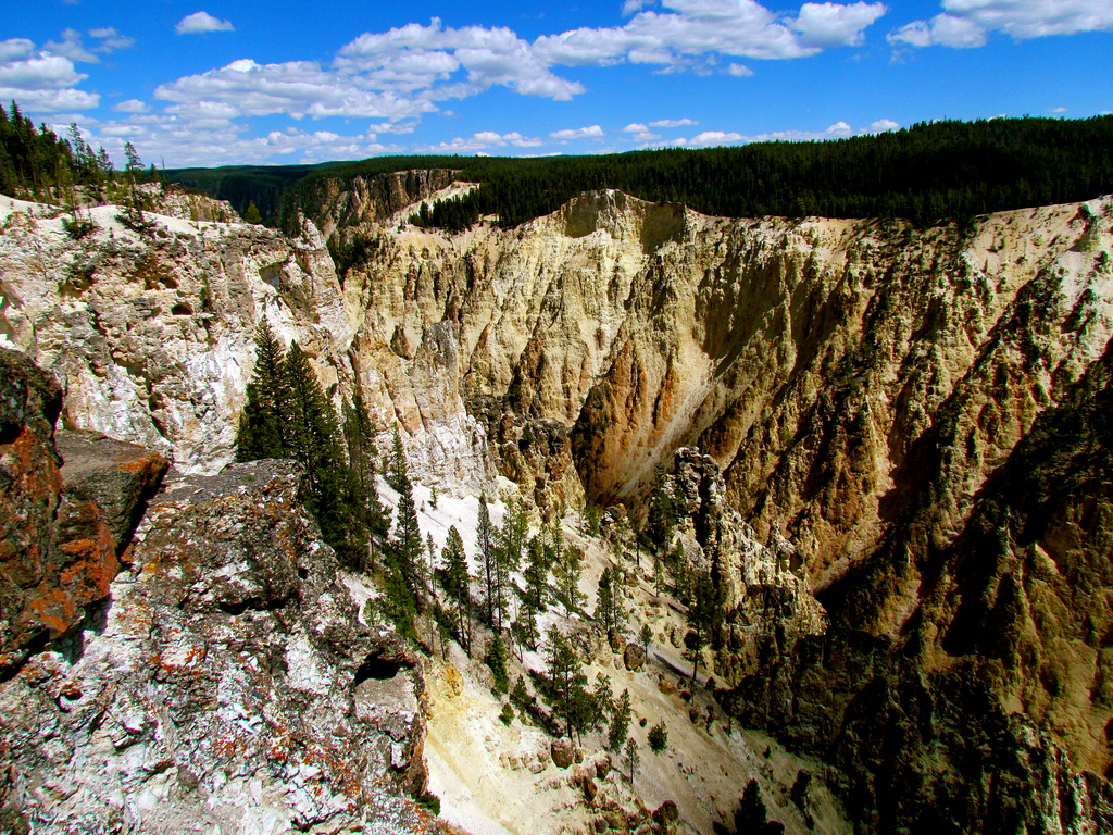 Yellowstone National Park by jeffgunn, on Flickr