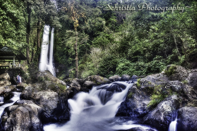 A Serene Beauty Of Gitgit Waterfall, Bal by Schristia, on Flickr