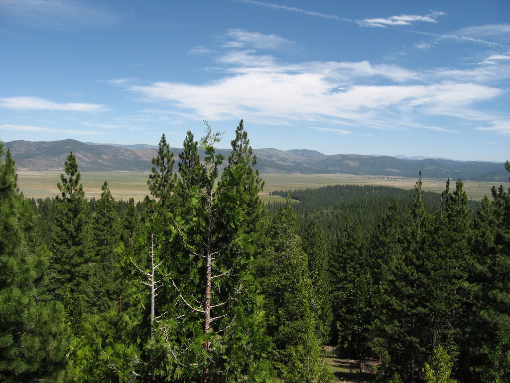 Views of the Sierra Valley from Californ by Ken Lund, on Flickr