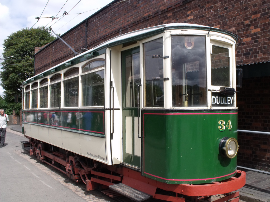 Black Country Living Museum - Tram Depot by ell brown, on Flickr