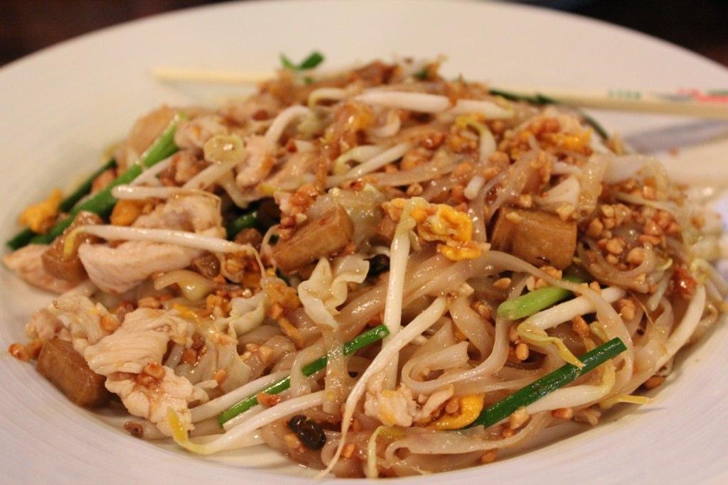 Chicken Pad Thai by tedmurphy, on Flickr
