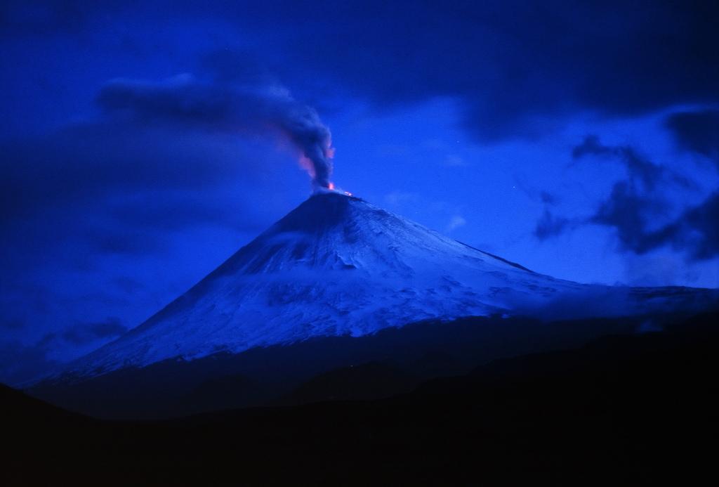 Klyuchevskaya Volcano - Kamchatka, Russi by Giorgio Galeotti, on Flickr