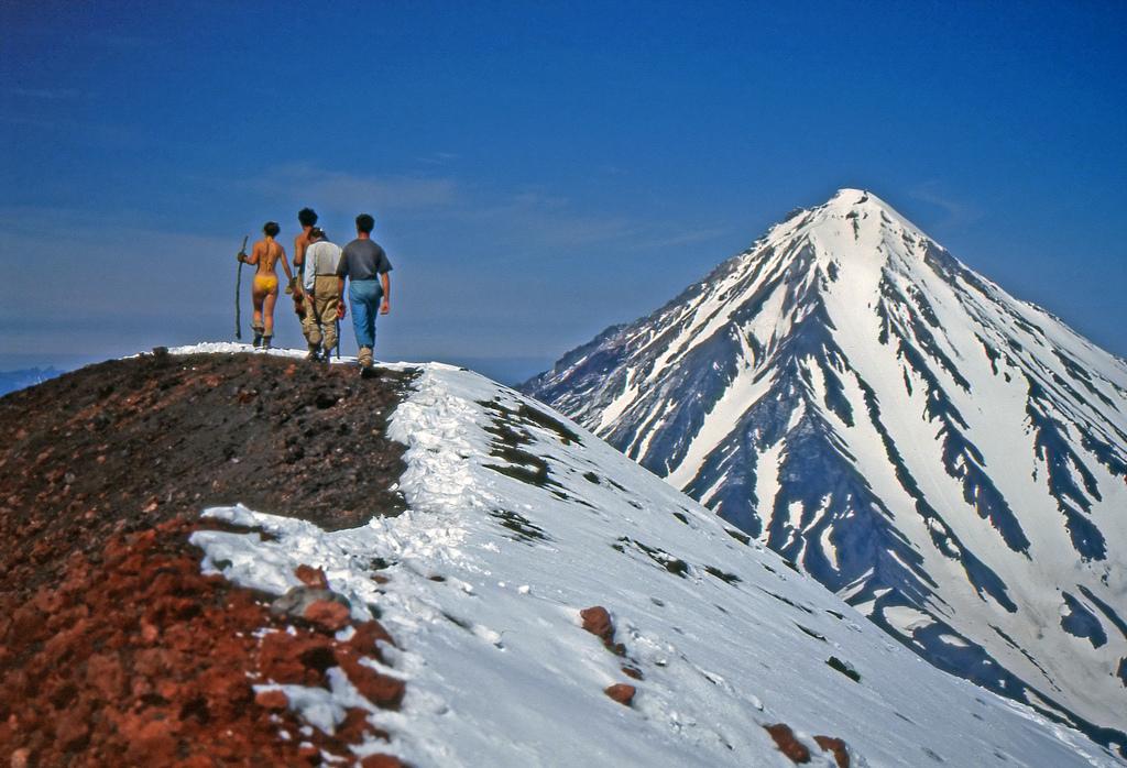 Hiking on the Avachinsky Volcano - Kamch by Giorgio Galeotti, on Flickr