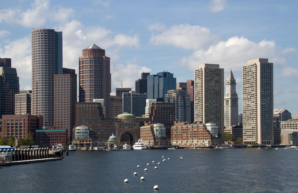Boston Skyscrapers by ahisgett, on Flickr
