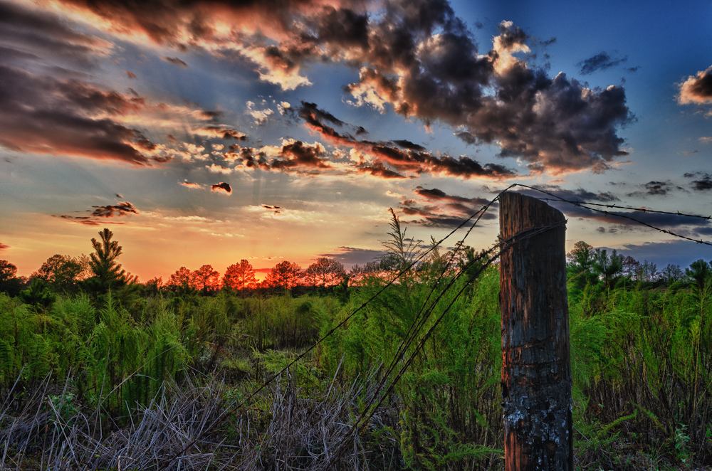 Texas Sunset by Joel  Olives, on Flickr