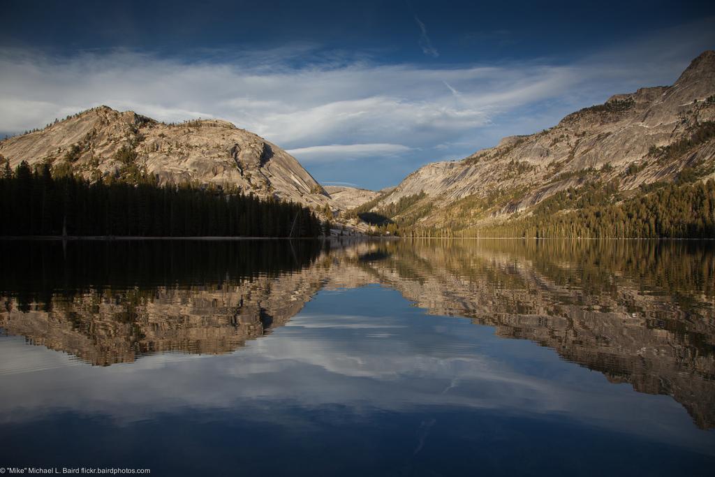 Tenaya Lake off Tioga Pass Road in Yosem by mikebaird, on Flickr