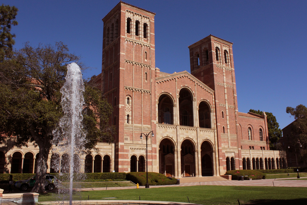 UCLA ~ Royce Hall by Prayitno / Thank you for (12 millions +) view, on Flickr