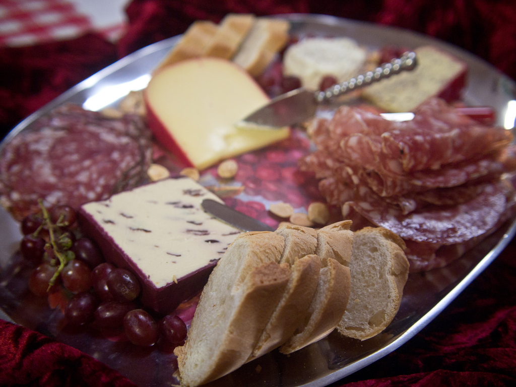 Fat Casual - Charcuterie and Cheese by Edsel L, on Flickr