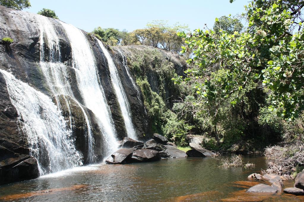 waterfall Serra Shoa above Catandica by rabanito, on Flickr