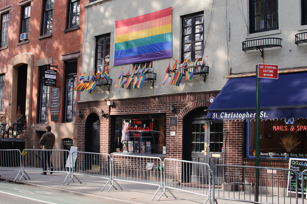 Stonewall Inn, West Village by InSapphoWeTrust, on Flickr