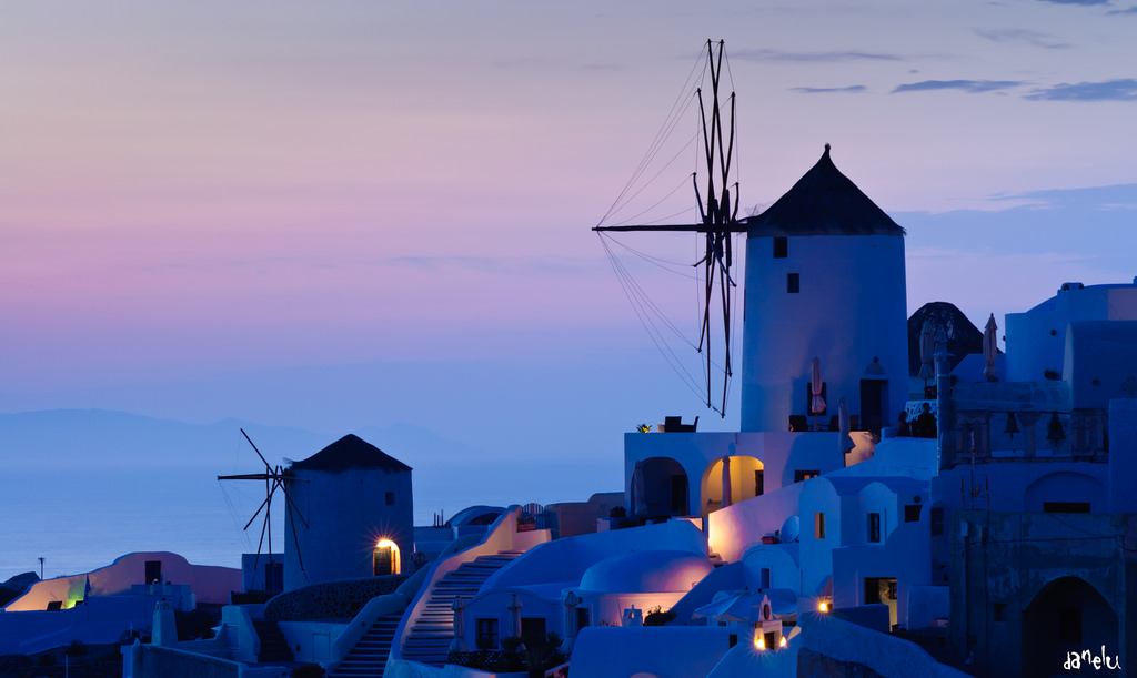 Oia sunset, Santorini (Greece) by Danel Solabarrieta, on Flickr