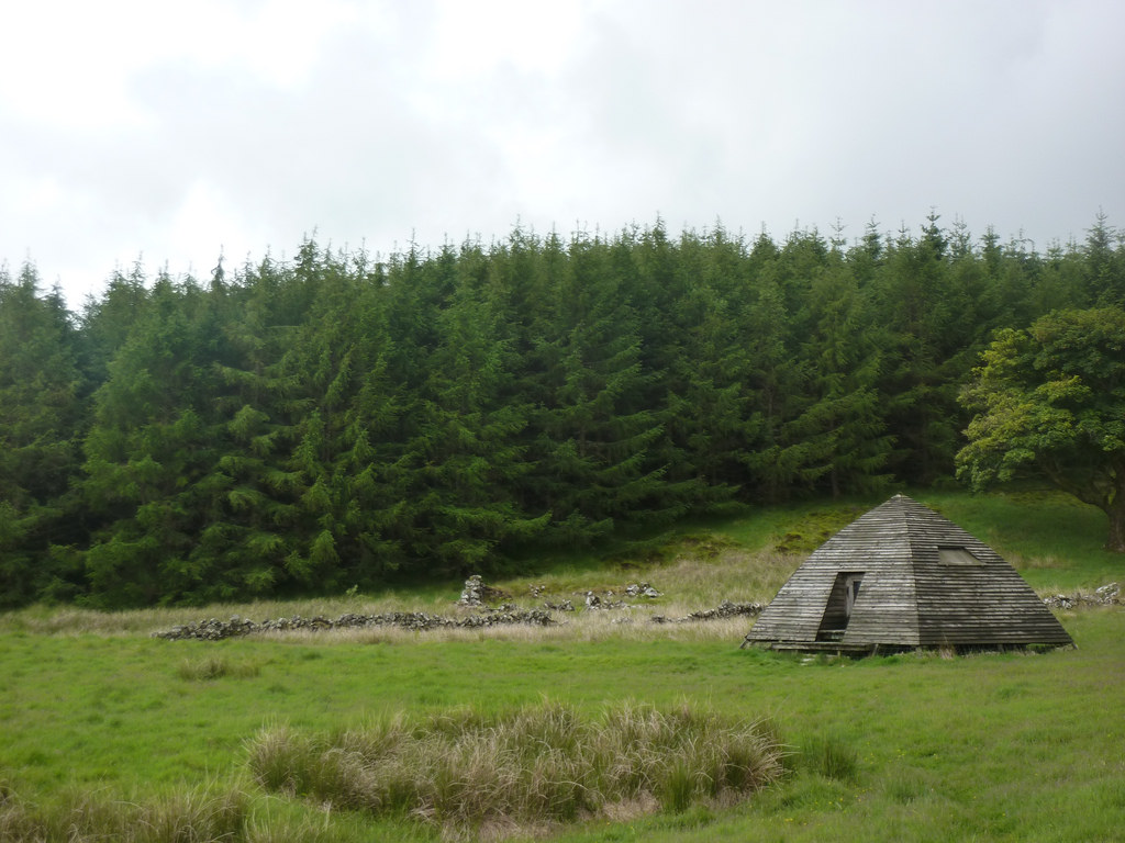 The Beehive Bothy, Laggangarn by Bods, on Flickr