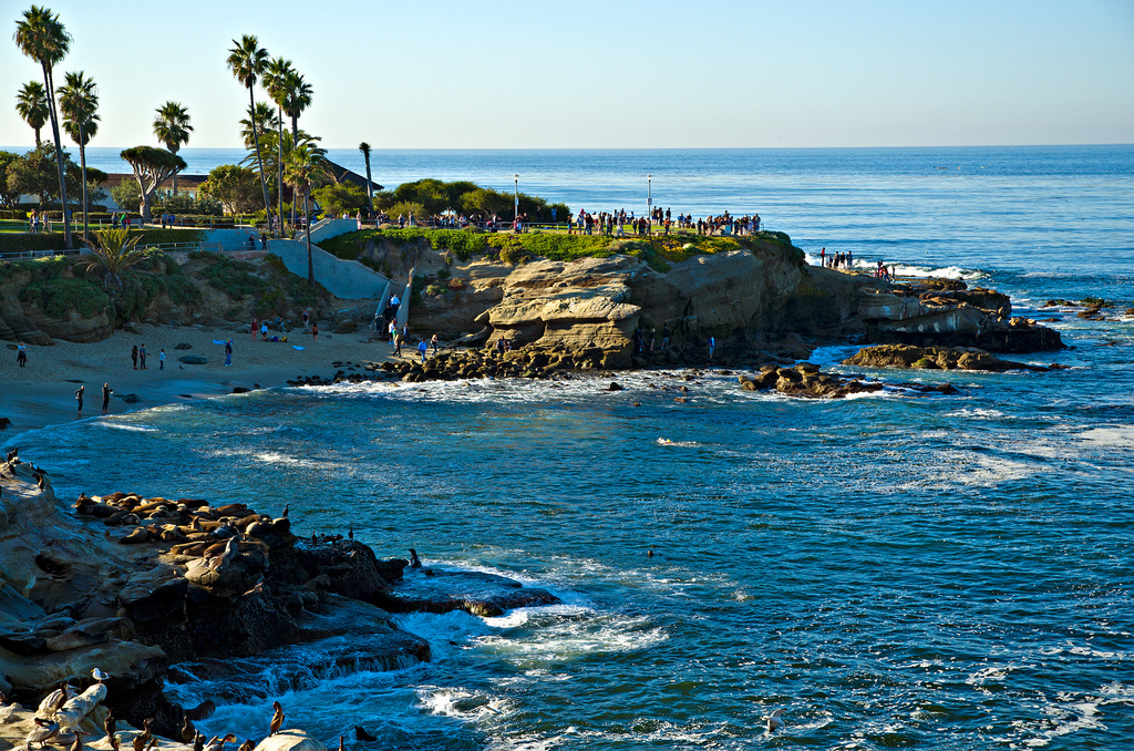 La Jolla Cove by SD Dirk, on Flickr