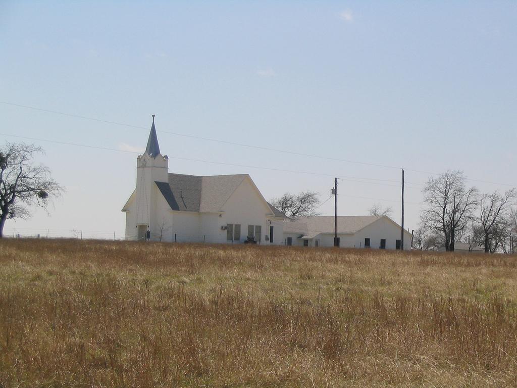 Canaan Baptist Church (the Prairie Chape by Ken Lund, on Flickr