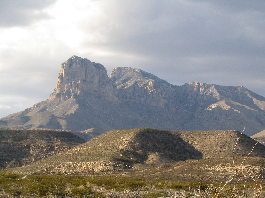 El Capitan, Guadalupe Mountains National by Ken Lund, on Flickr