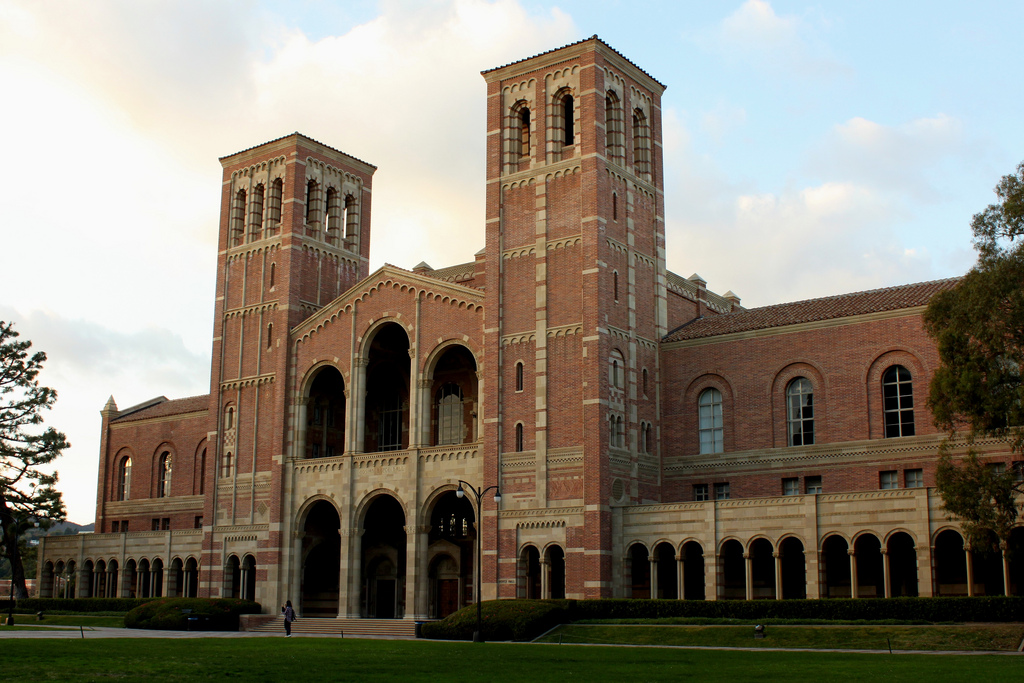 UCLA Royce Hall by Prayitno / Thank you for (12 millions +) view, on Flickr