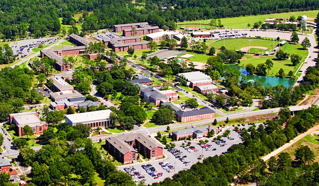 Middle Georgia College Aerial by James Davidson, on Flickr