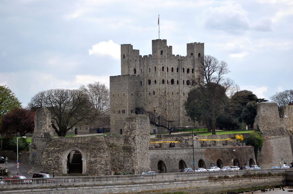 Rochester Castle  kent by Loco Steve, on Flickr