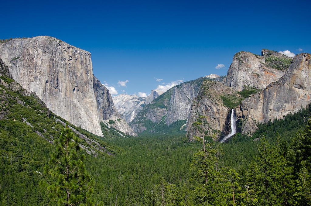 Yosemite Valley by Johan.V., on Flickr