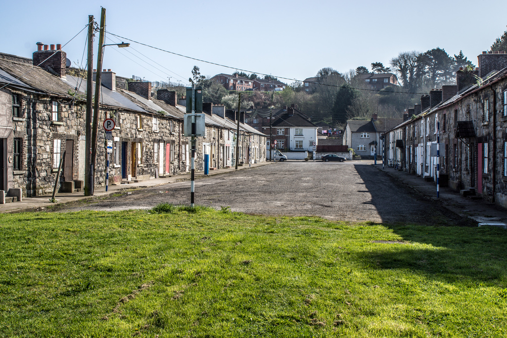 Ship Street (oldest street in Drogheda) by infomatique, on Flickr