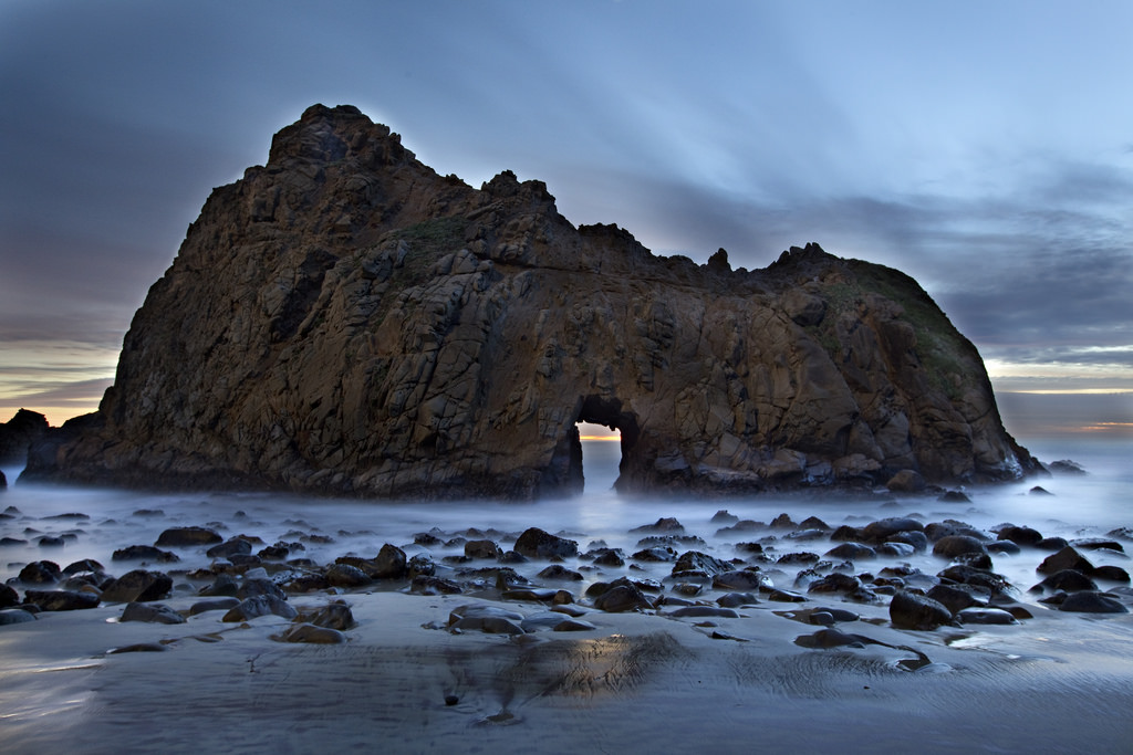 Central California Coast by USFWS Headquarters, on Flickr