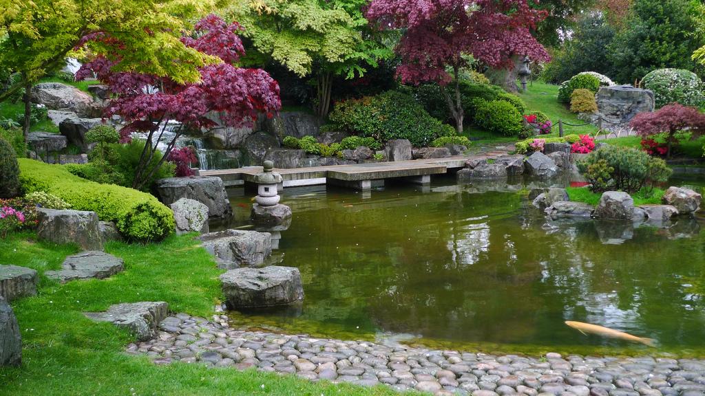 Kyoto Gardens, Holland Park, Royal Londo by Ewan-M, on Flickr