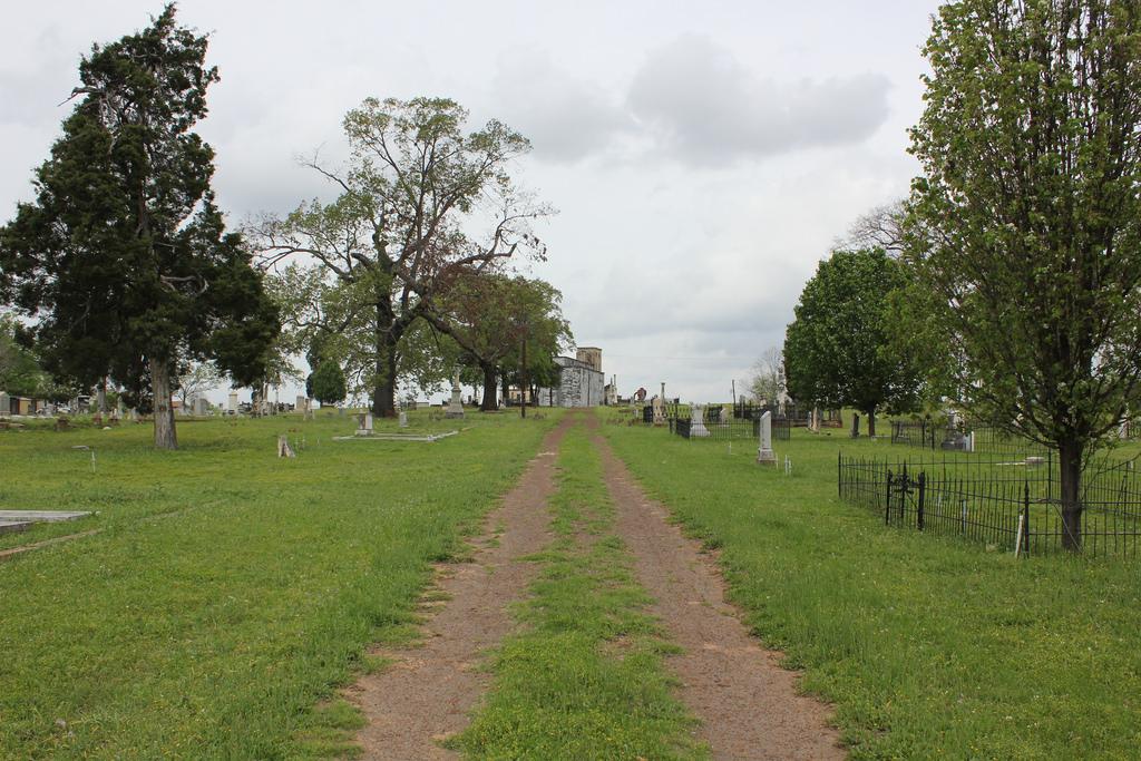 Marshall Cemetery, Marshall, Texas by TexasExplorer98, on Flickr