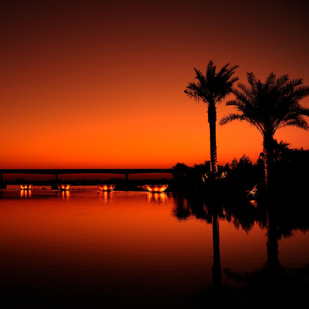 Orange Sunset by Brett Jordan, on Flickr