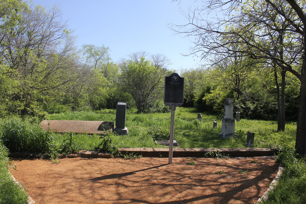 Garvin Memorial Cemetery, Dallas, Texas by TexasExplorer98, on Flickr