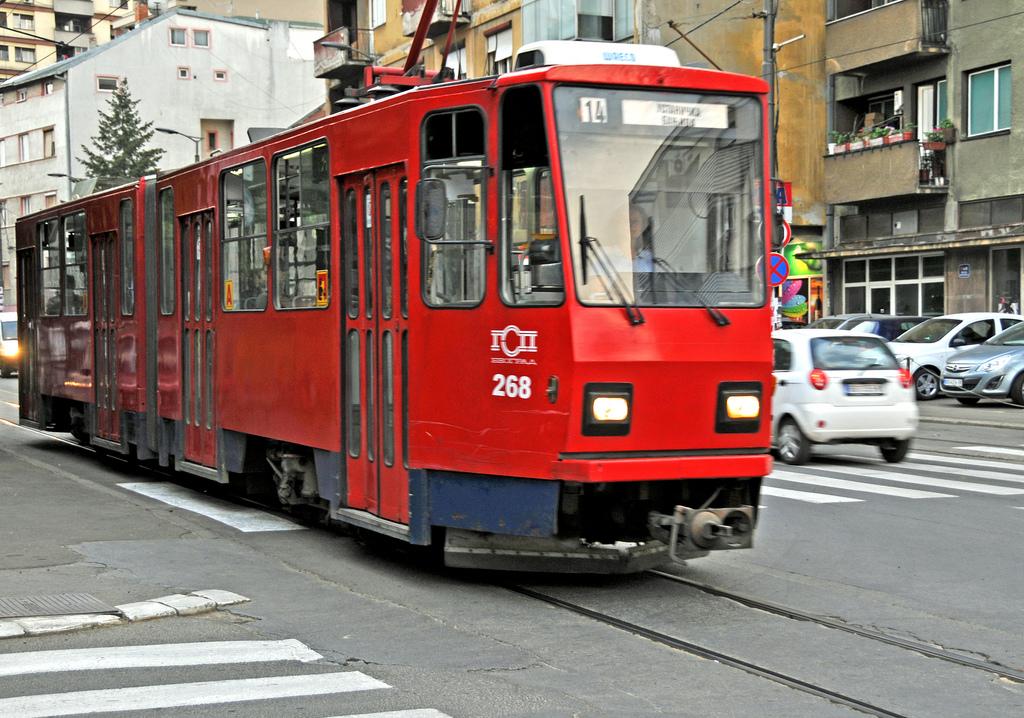 Serbia-0416 - Belgrade Tram by archer10 (Dennis) 98M Views, on Flickr