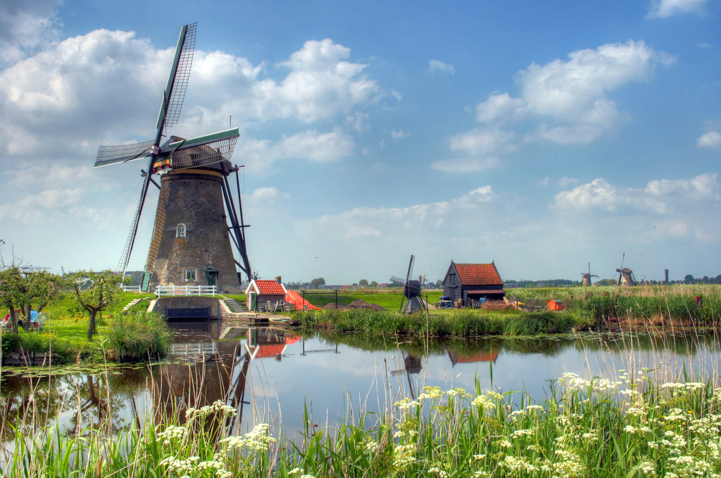 Windmills of Holland by John-Morgan, on Flickr