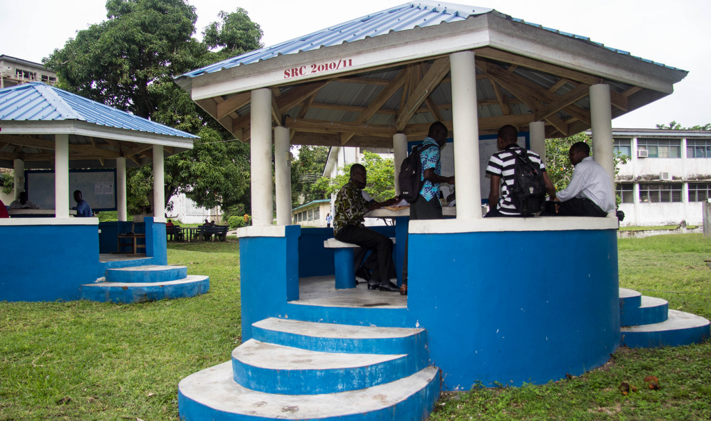 UEW Study Kiosk by OER Africa, on Flickr