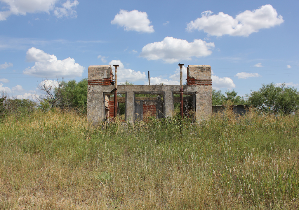 Old Gas Station, Palo Pinto County, Texa by TexasExplorer98, on Flickr