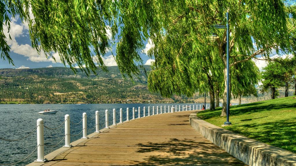 Waterfront, Kelowna BC by erwlas, on Flickr