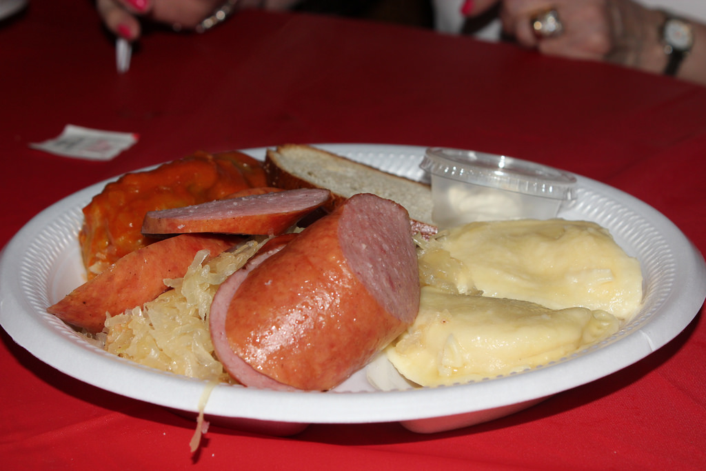 Traditional Polish meal by longislandwins, on Flickr