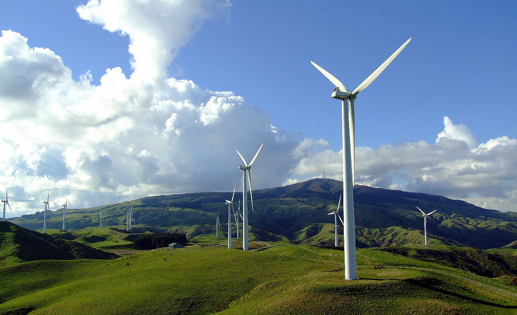 Te Apiti Wind Farm, Manawatu, New Zealan by Jondaar_1, on Flickr