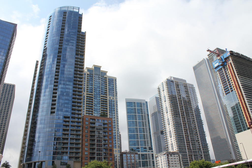 Chicago skyscrapers (31) by 4nitsirk, on Flickr