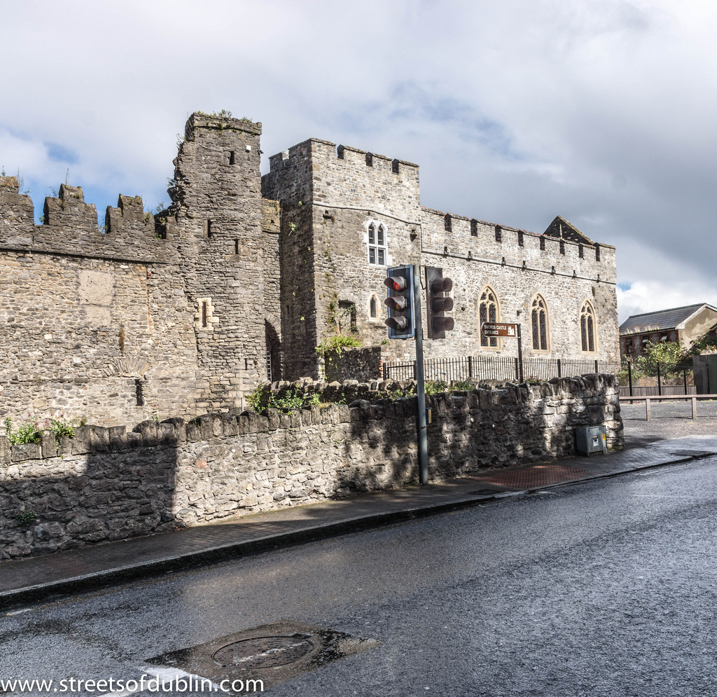 Swords Castle (Ireland) by infomatique, on Flickr
