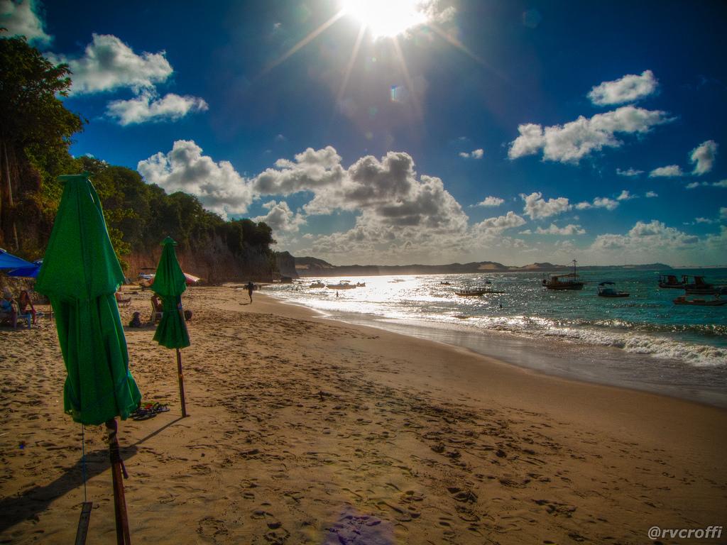 Praia de Pipa by rvcroffi, on Flickr