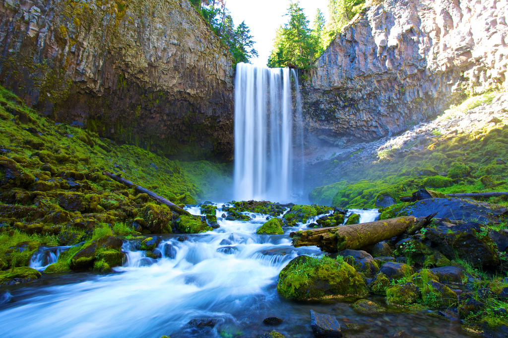 Falling Water by Zach Dischner, on Flickr