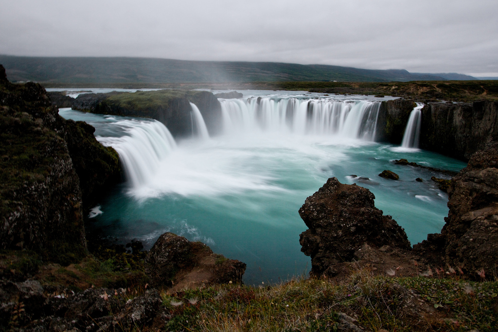 Godafoss by Marco Bellucci, on Flickr
